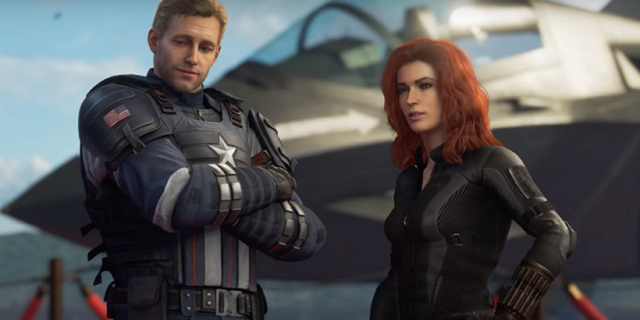 Marvel's Avengers bez związku z MCU