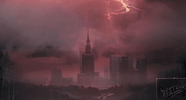 Dystrykt Warszawa - wygraj nowe postapo od Rafała Babraja