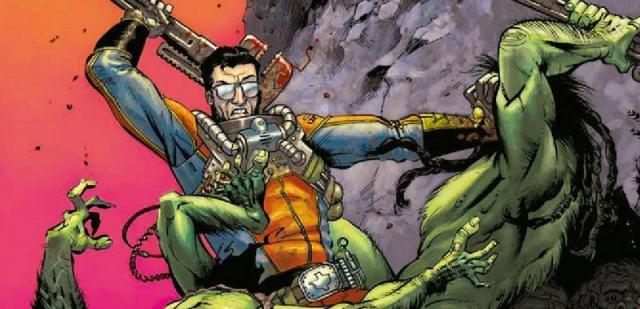 Fear Agent #01 - recenzja komiksu