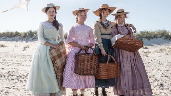 Little Women - gwiazdorska obsada na pierwszych zdjęciach z filmu