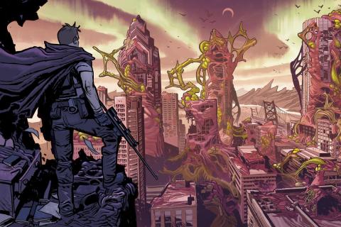 Oblivion Song - powstanie film na podstawie komiksu twórcy The Walking Dead