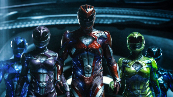 Power Rangers - będzie kinowy reboot. Za kamerą twórca popularnego serialu