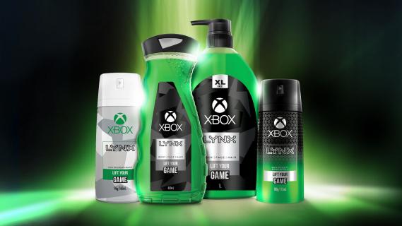 Powstała linia kosmetyków dla miłośników konsoli Xbox