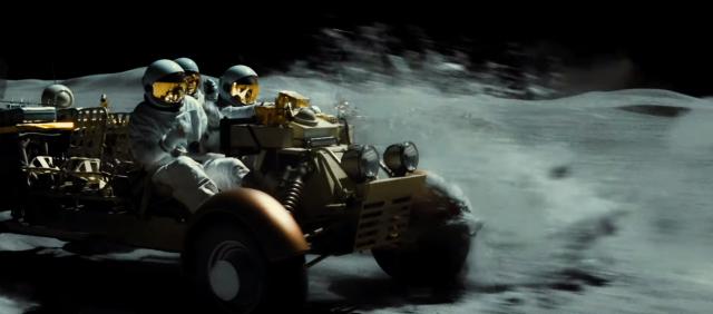 Ad Astra - zwiastun filmu sf. Brad Pitt leci w kosmos... i po Oscary?