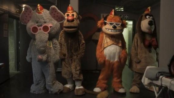 The Banana Splits - zwiastun zwariowanego filmu od Syfy