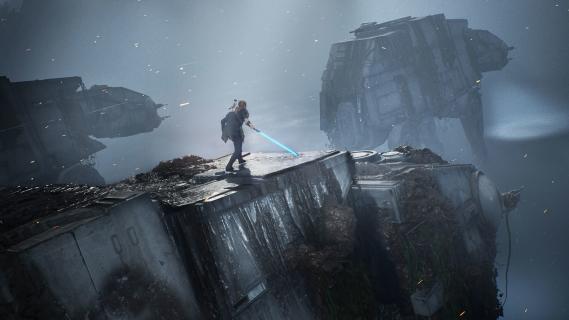 Star Wars Jedi: Upadły zakon świetnie się sprzedaje. EA chwali się wynikami