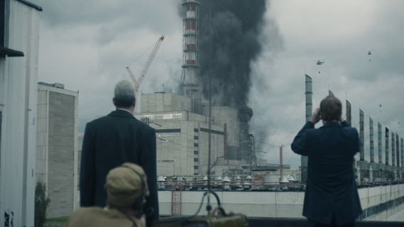 Czarnobyl bez czarnoskórych postaci - brytyjska scenarzystka ma z tym problem
