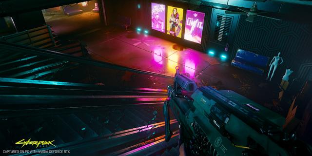 Cyberpunk 2077 ze wsparciem technologii ray tracing. Zobacz nowe screeny