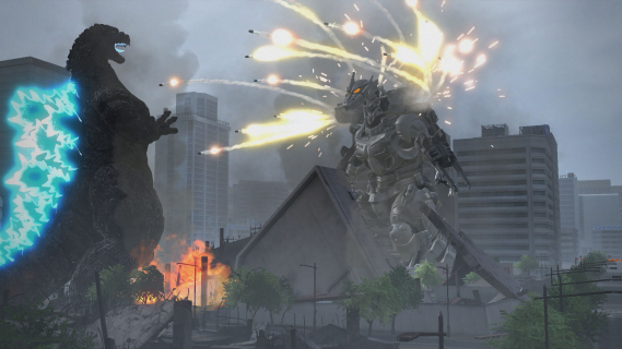 Godzilla - nadchodzi nowa gra od twórców Dragon Ball FighterZ?