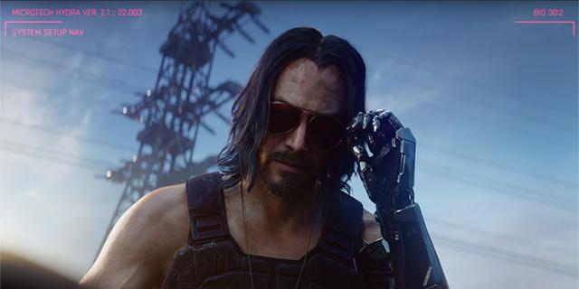 Cyberpunk 2077: Keanu Reeves zaśpiewa w grze? CD Projekt RED komentuje