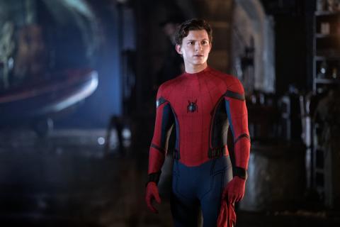 Spider-Man: Daleko od domu - świetna środa. Pół miliarda do końca weekendu?
