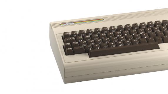 Nowa, odświeżona wersja retrokonsoli The C64