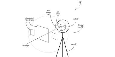 Apple opatentowało system rozpoznawania twarzy dla gogli AR