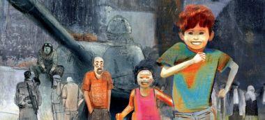 Powrót do Kosowa - recenzja komiksu