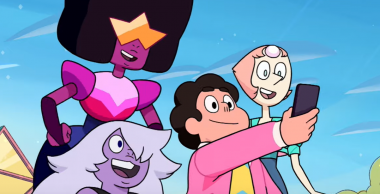 Steven Universe The Movie - zwiastun filmu opartego na serialu Cartoon Network [SDCC 2019]