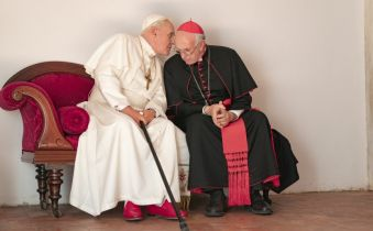 Dwóch papieży - Anthony Hopkins jako papież Benedykt w nowym filmie Netflixa