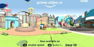 Filmy z Amazon Prime Video trafiły na gogle Oculusa