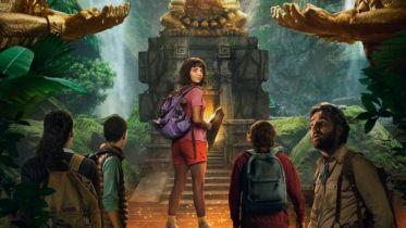 Dora i Miasto Złota - pełny zwiastun filmu przygodowego opartego na serialu