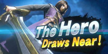 Super Smash Bros. Ultimate - na bohatera z Dragon Quest nie będziemy długo czekać