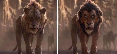 Król lew - bohaterowie z filmu w alternatywnej wersji. Zobacz świetną galerię