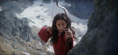 Mulan gotowa do bitwy na nowym zdjęciu z filmu Disneya