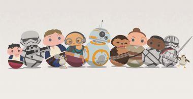 Gwiezdne Wojny - będzie nowy serial dla dzieci. Okładki wydania Blu-ray