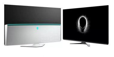 Dell zaprojektował 55-calowego OLED-a dla graczy