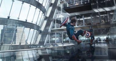 Avengers: Endgame - Kapitan Ameryka vs Kapitan Ameryka. Jest wideo o kulisach