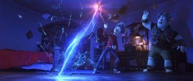 Naprzód - nowy plakat i zdjęcie z animacji Pixara