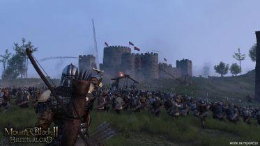 Mount & Blade II: Bannerlord - zobacz rozgrywkę z wersja beta gry