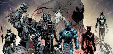 Batman Metal: Mroczny Wszechświat. Tom 3 - recenzja komiksu