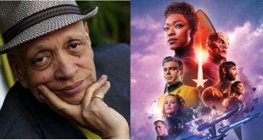 Star Trek: Discovery - słynny scenarzysta odchodzi. Afera wokół słowa na N
