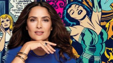 The Eternals - Salma Hayek i Kit Harington zapowiadają film MCU?