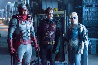 Titans - wyciekły tytuły odcinków 3. sezonu