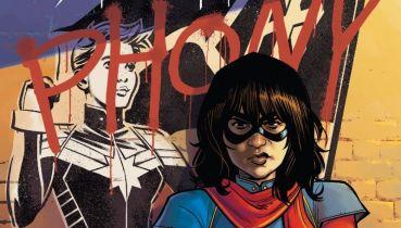 Ms. Marvel #06: II wojna domowa - recenzja komiksu