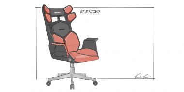 Nissan eksperymentuje z fotelami gamingowymi