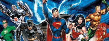 Pojedynek superbohaterów DC – recenzja gry karcianej