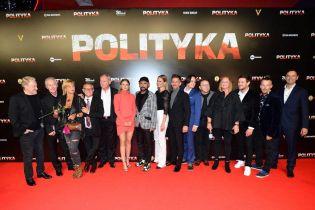 Polityka - byliśmy na uroczystej premierze. Zobacz wywiady z twórcami