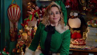 Last Christmas - nowy zwiastun komedii. Emilia Clarke i muzyka George'a Michaela