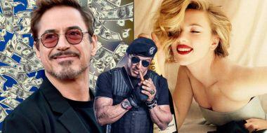 Zagrali w Avengers, ich majątek rośnie. Kto z aktorów MCU jest najbogatszy?