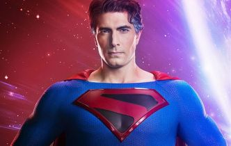 Arrowverse - Brandon Routh znowu jako Superman na kolejnych zdjęciach