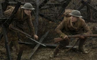 1917 - zobacz kolejny zwiastun filmu Sama Mendesa. Będą Oscary?