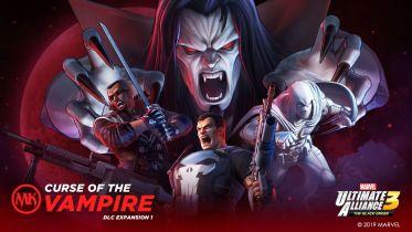 Marvel Ultimate Alliance 3: Punisher, Blade, Moon Knight i Morbius już w grze - oto zwiastun
