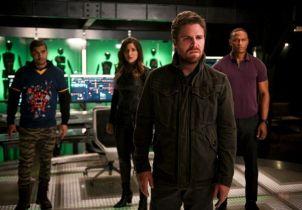 Arrow - czy John Diggle to Zielona Latarnia? Aktor o fanowskiej teorii
