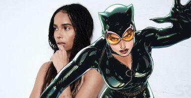 The Batman - Catwoman i Riddler według internautów. Zobacz fanarty