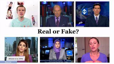 Sztuczna inteligencja pomoże w rozpoznawaniu deepfake'ów