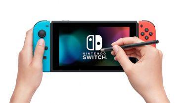 Konsola Nintendo Switch doczekała się swojego rysika