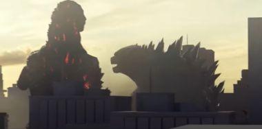 Godzilla 2014 kontra Shin Godzilla. Zobacz fanowski film