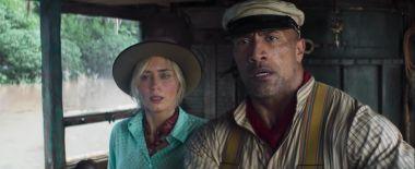 Jungle Cruise - zwiastun widowiska. Dwayne Johnson w kinie przygodowym!