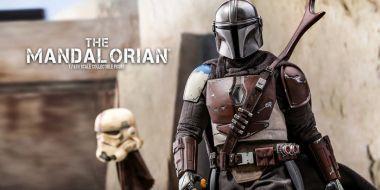 The Mandalorian - łowcy nagród jak żywi. Zobacz świetne figurki z serialu Star Wars